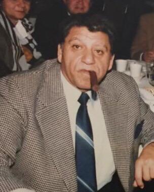 Uncle Bobby Jacobs of Toledo, Ohio