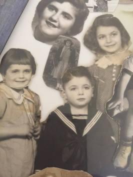 Bill Jacob's kids. Gerry, Patty and Dickie